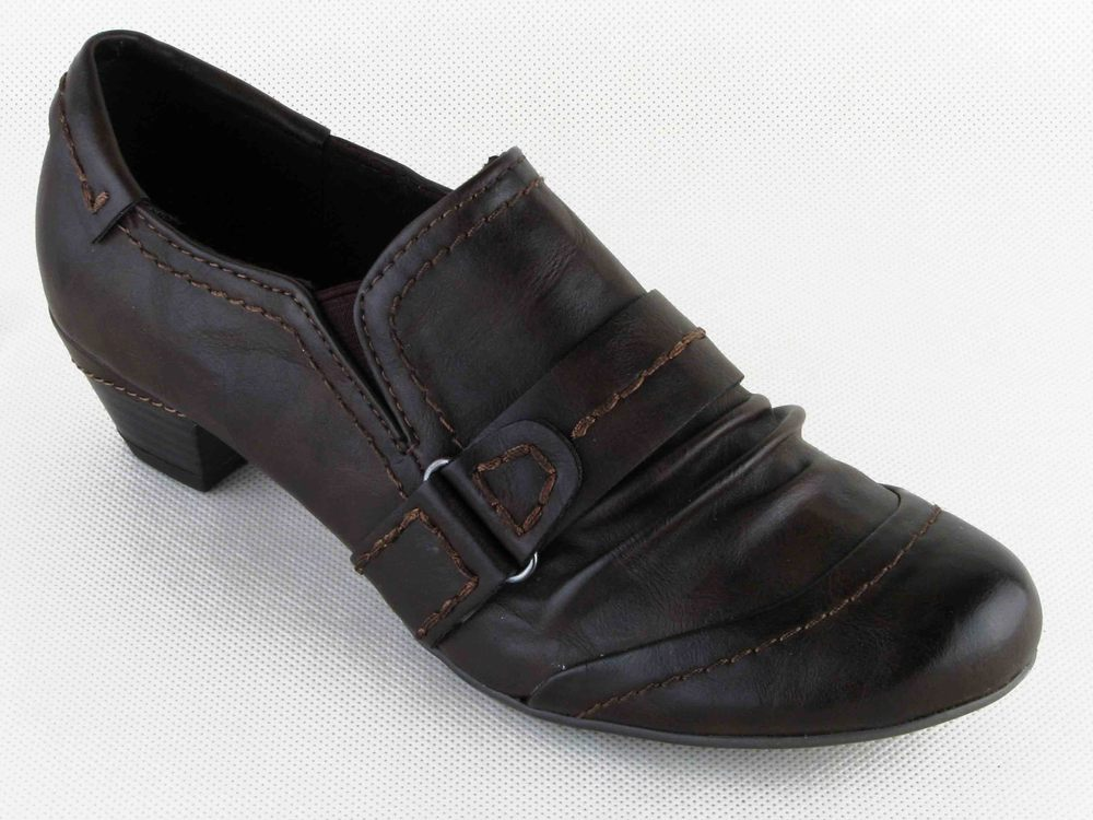 Is Marco Tozzi Shoes Can Be Leather