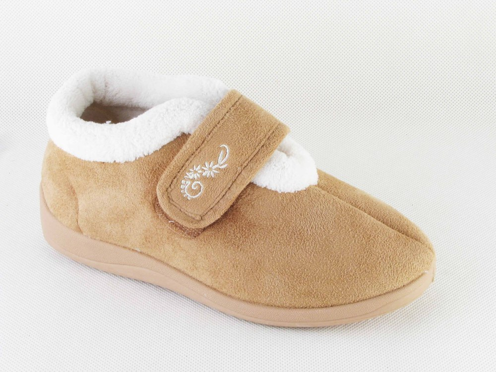 Womens Extra Wide Velcro Shoes